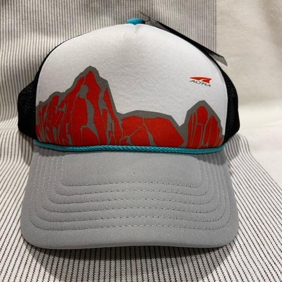 New Altra Lone Peak 4 Trucker Hat